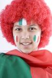 Ventiladores de Italy imagem de stock royalty free