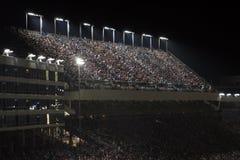 Ventiladores de la noche Foto de archivo