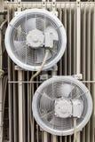 Ventiladores eléctricos Fotografía de archivo libre de regalías