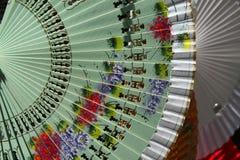 Ventiladores espanhóis Fotos de Stock