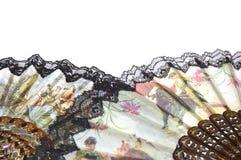 Ventiladores espanhóis Fotos de Stock Royalty Free