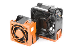 Ventiladores Hot-Swappable do server Fotografia de Stock