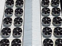 Ventiladores industriais Imagens de Stock