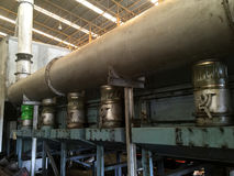 Ventilate tube system Royalty Free Stock Photos