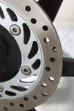 Ventilated disc brake Royalty Free Stock Photo