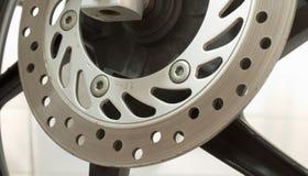 Ventilated disc brake Royalty Free Stock Photos