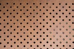 Ventilated Wood Backdrop Royalty Free Stock Image