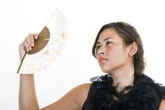 Ventilateur 1 de Gemima photos stock