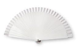 Ventilateur blanc Image stock