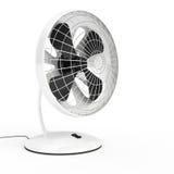 Ventilateur blanc illustration stock