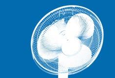 Ventilateur d'aération Image stock