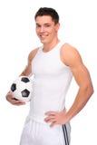 Ventilateur de football Photos stock