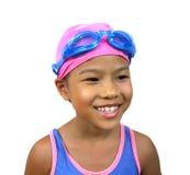 Ventilateur de natation Image stock