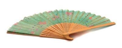 Ventilateur de papier chinois Photographie stock libre de droits