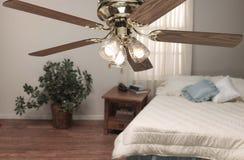 Ventilateur de plafond Images stock