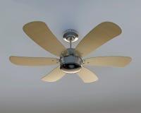 Ventilateur de plafond Photographie stock libre de droits