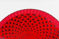 Ventilateur espagnol type Photos libres de droits