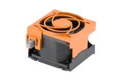 Ventilateur simple Images stock