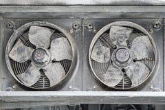 Ventilateurs Photo stock