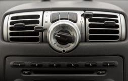 Ventilatie van de auto stock foto's