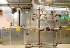 Ventilatiesysteem Royalty-vrije Stock Afbeelding