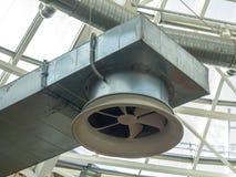 Ventilatiesysteem Royalty-vrije Stock Foto's