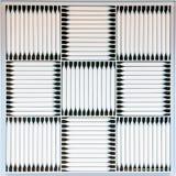 Ventilatietraliewerk Stock Foto's