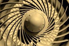 Ventilatieventilator Stock Afbeelding