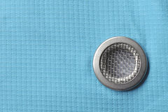 Ventilation button Royalty Free Stock Photo
