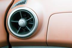 Ventilation d'air de véhicule Image stock