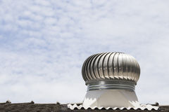 Ventilation de toit Image libre de droits