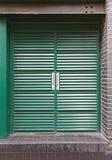 Ventilation Door Royalty Free Stock Photo