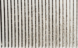Ventilation dust Royalty Free Stock Photography