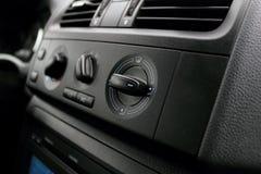 ventilation för manuella strömbrytare Fotografering för Bildbyråer