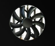 Ventilation fan Royalty Free Stock Photo