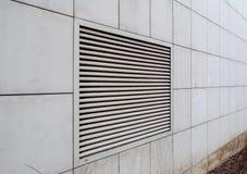 Ventilation grid Royalty Free Stock Photos