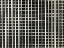 Ventilation Grille. For air conditioner Royalty Free Stock Photo