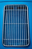 The ventilation grille. Close-up Stock Photos