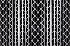 Ventilation grille. New York subway ventilation grille background close up Stock Images