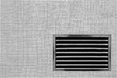 Ventilation grille Stock Photo