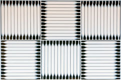 Ventilation grilles Royalty Free Stock Images