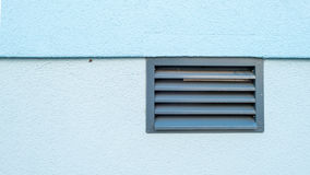 Ventilation grills outside Royalty Free Stock Images