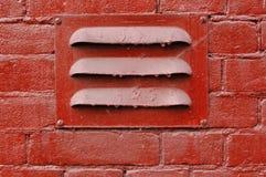 Ventilation hole Stock Image
