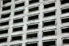 Ventilation holes Stock Photography