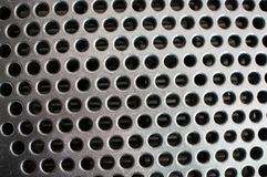 Ventilation holes Stock Images