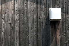 Ventilation of house Royalty Free Stock Images