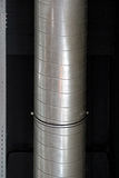 Ventilation pipe Stock Images