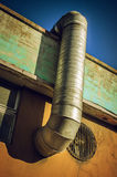 Ventilation Pipe Stock Photos