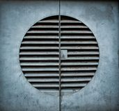 Ventilation shaft Royalty Free Stock Image