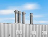 Ventilation system Stock Image